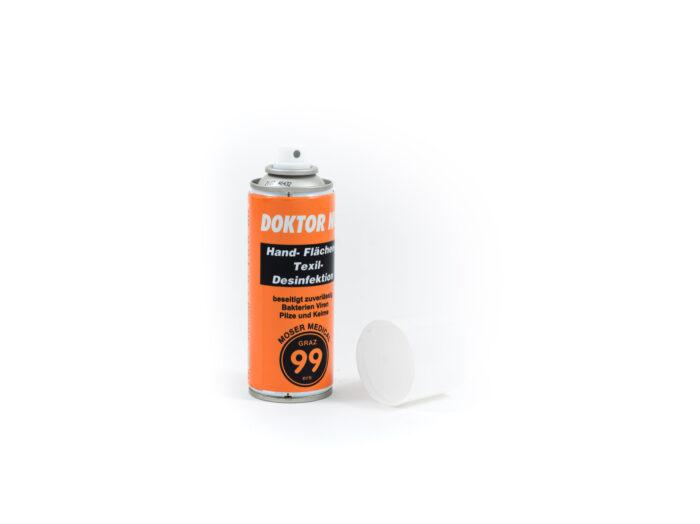 99ers Desinfektionsspray - Moser Medical Graz99ers