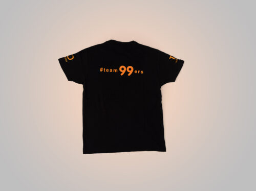 Fanshirt #team99ers - Moser Medical Graz99ers