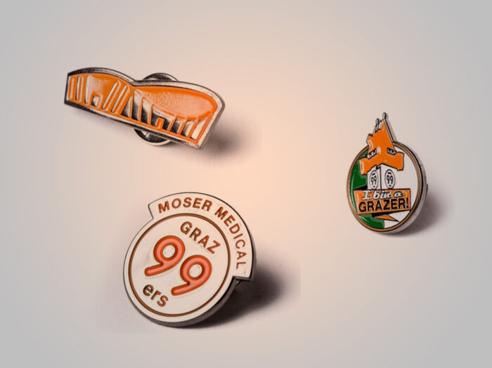 Pins - Moser Medical Graz99ers