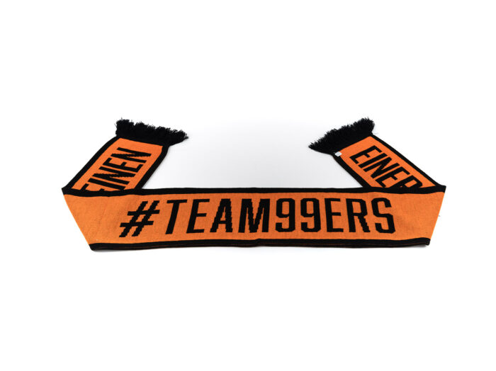 Schal #team99ers - Moser Medical Graz99ers