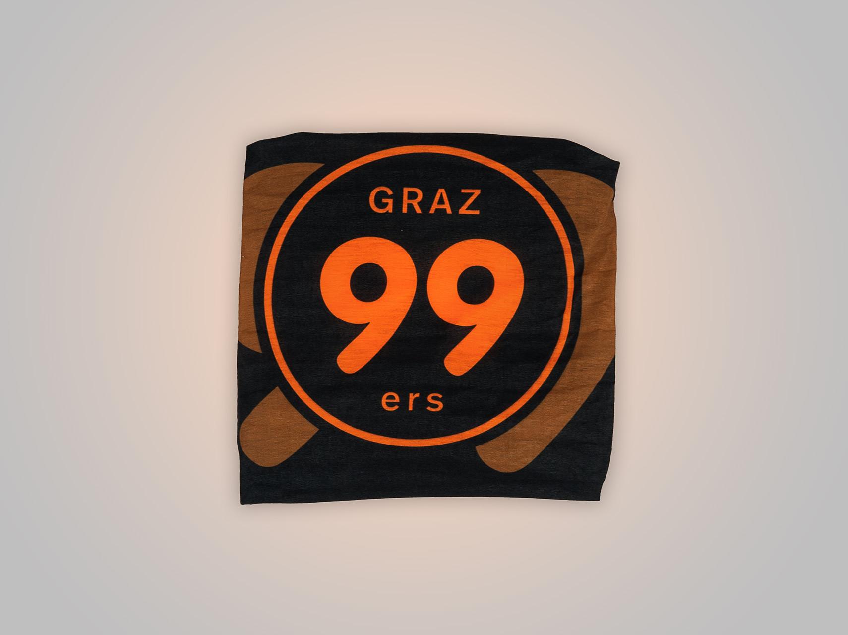 Graz99ers Onlineshop - Multifunktionstuch